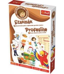 TREFL,Oktató társasjáték -Szakmák