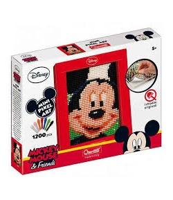 Quercetti Mini Pixel Art - Mickey egér - Pötyi