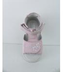 CIAO BIMBI rózsaszín szandál haránt-emelős 22 - es