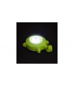 Nyomógombos lámpa - teknőc