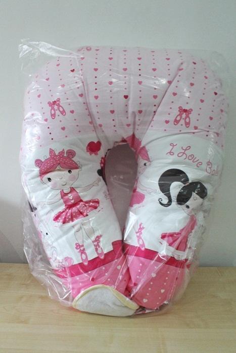 Baby Dream Kényeztetőpárna - Rózsaszín 9e48f5d944