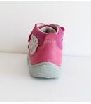 Siesta Richter virágos két tépőzáras cipő Fuchsia/iron 21-es