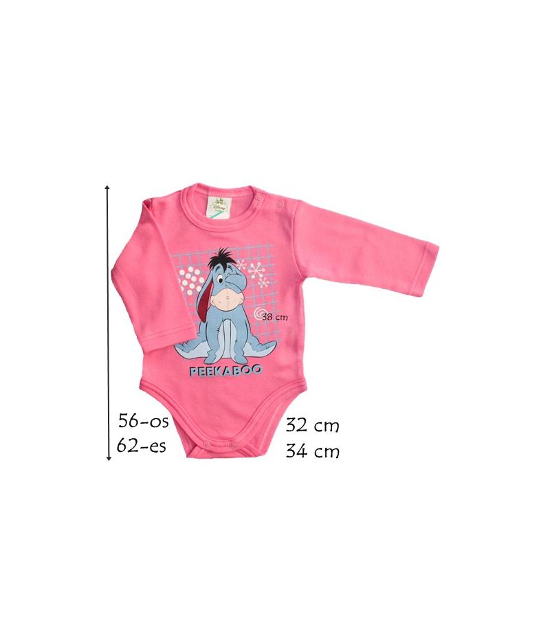 Disney Füles s.rózsaszín baba kombidressz 92c83302bc