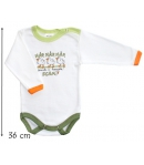 Scamp hosszú kombidressz fehér-zöld háp háp kacsa - 68-as