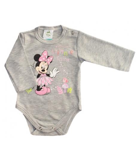 Disney Minnie v. szürke baba kombidressz 62-es