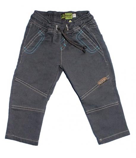 Mikka vászon fiú nadrág (gumis derékkal)