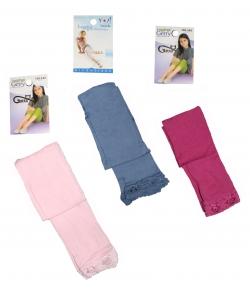 Színes vékonyszálú leggings