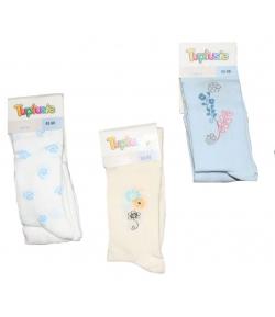 Tuptusie-3 darabos kislány harisnyaszett 92-98-as