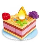 Unico: Tortaszelet építőkocka szett