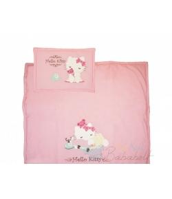 Hello Kitty 2 részes ágynemű