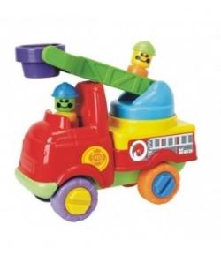 Baby mix készségfejlesztő játék - tűzoltó autó