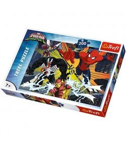 Pókember: Az összecsapás 200 db-os puzzle - Trefl