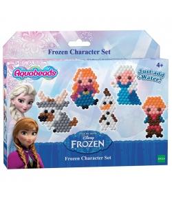 Aqua Beads Gyöngyszett- Jégvarázs szereplők szett