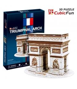 3D-PUZZLE TRIUMPHAL ARCH - DIADALÍV