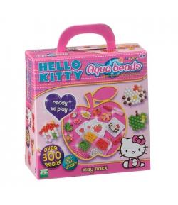 Aqua Beads Hello Kitty játék szett